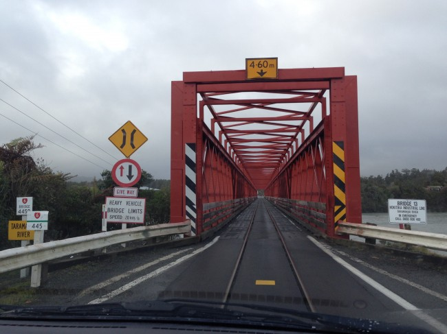 Greymouth train road