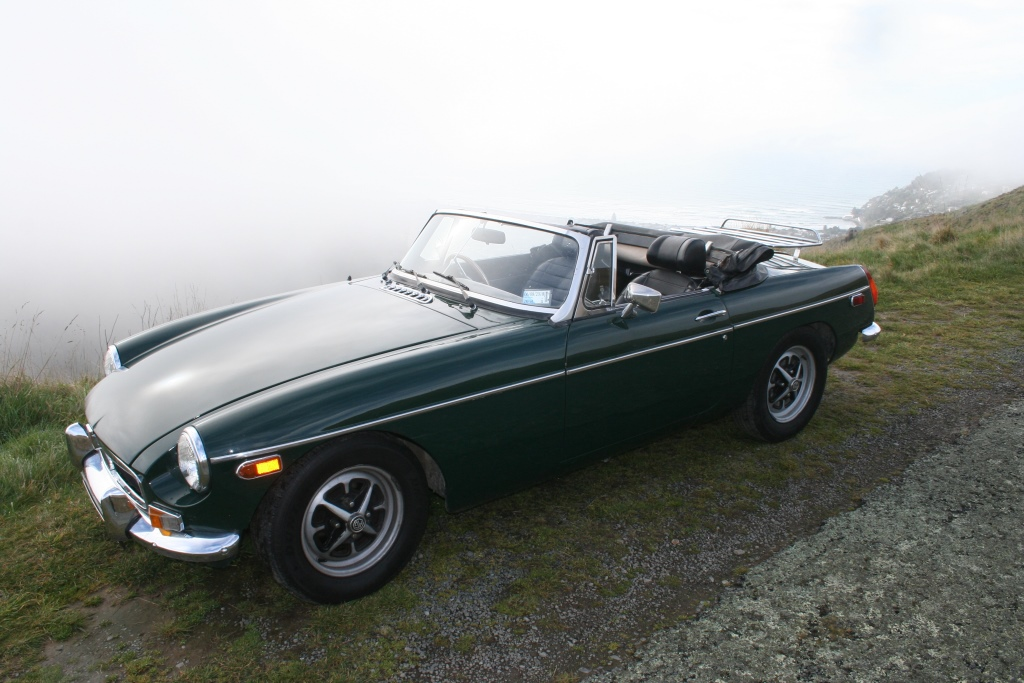 MGB Sports Car Hire